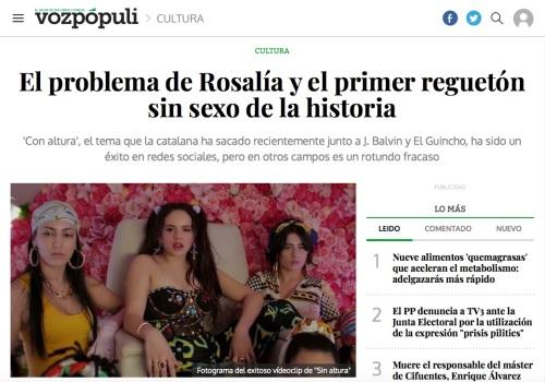 VP Rosalía