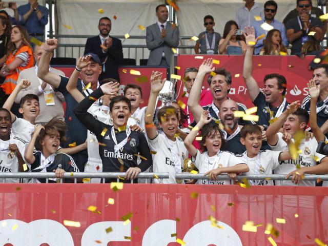 Real Madrid Promises
