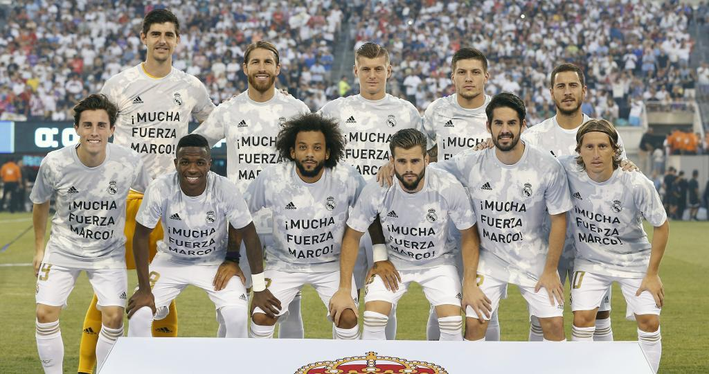 REAL MADRID 19/20 ATLETICO 19/20 ICC 19 GIRA REAL MADRID 19