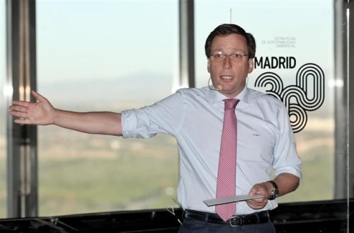 Eduardo Parra Europa Press