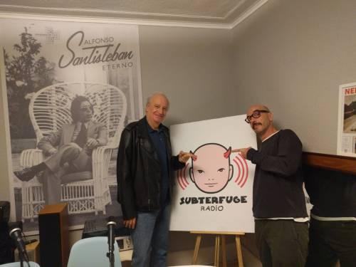 SR con Carlos Galán