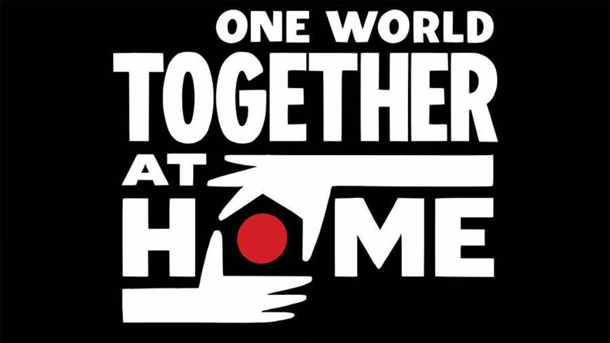 One World Togehter At Home