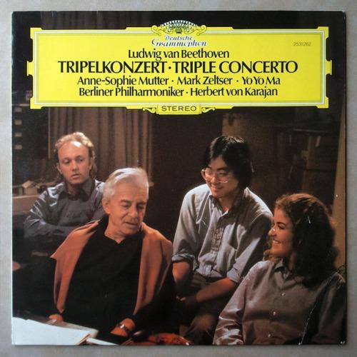 Karajan Triple Concerto
