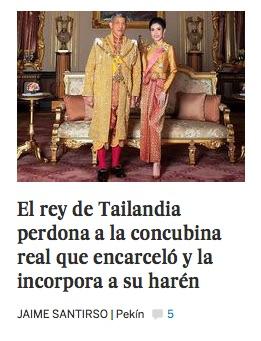 Tailandia El País copia