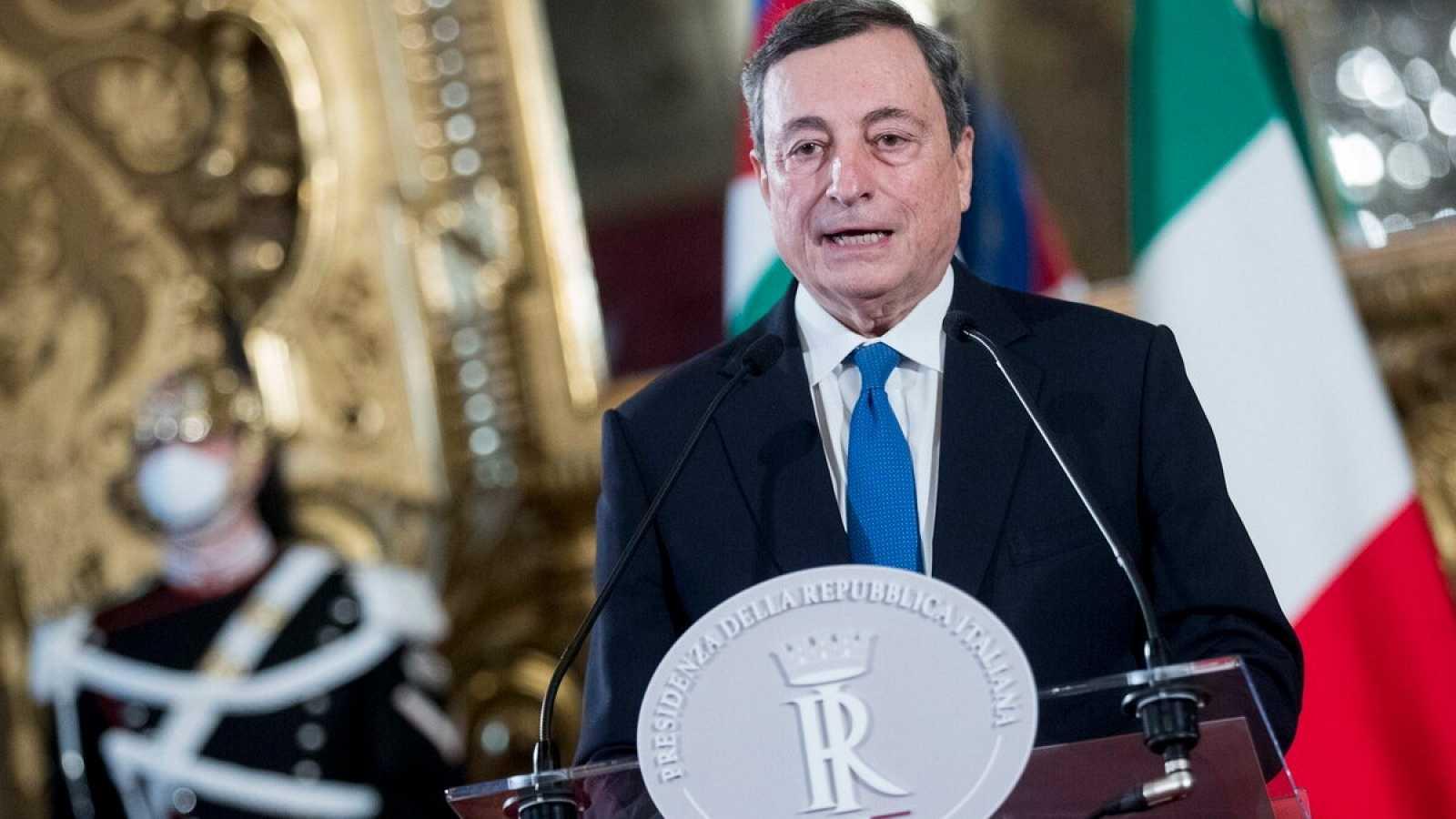 Draghi RTVE