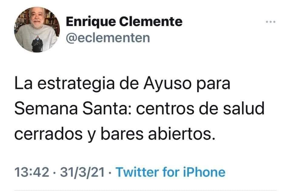 Enrique Clemente