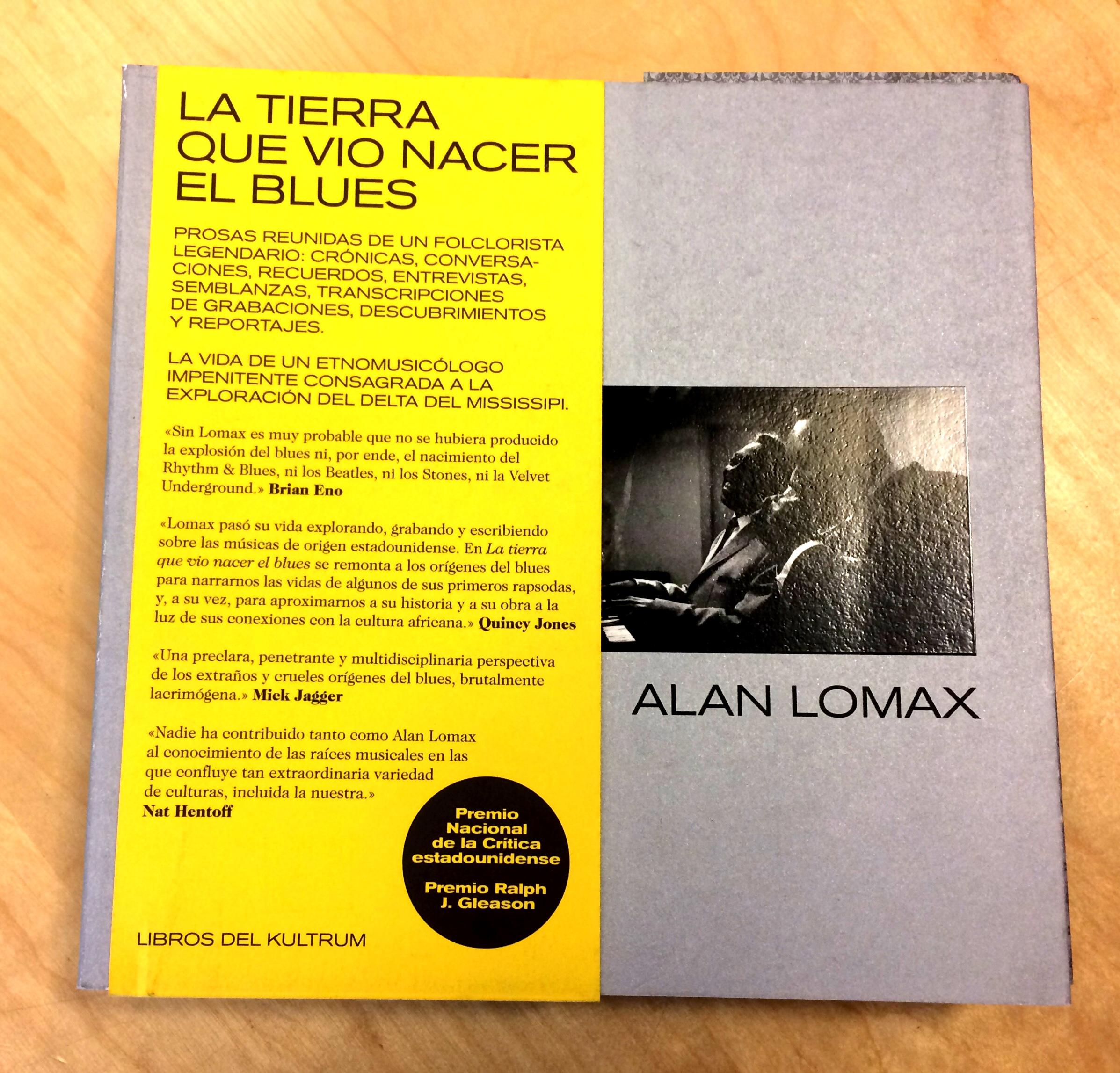 Libro Lomax